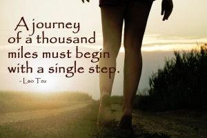 every-journey-starts-with-one-step